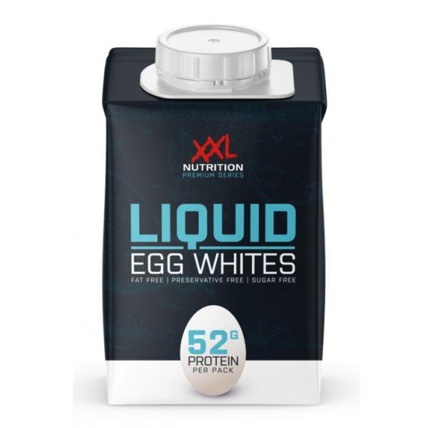 100% Liquid Egg Whites