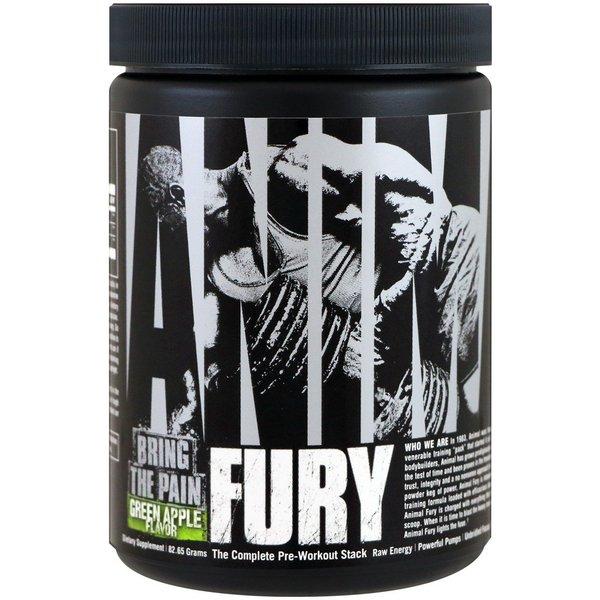 Animal Fury