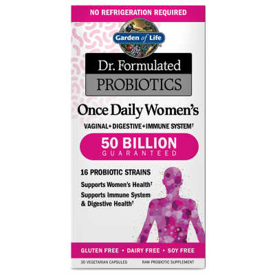 Dr. Formulated Probiotics Once Daily Womens