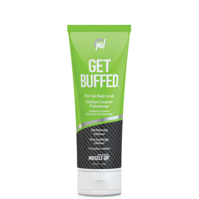 Get Buffed Pre-Tan Body Scrub
