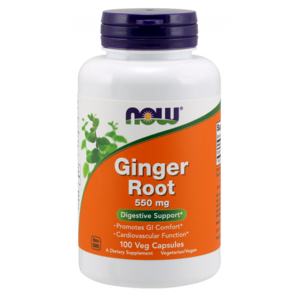 Ginger Root 550mg