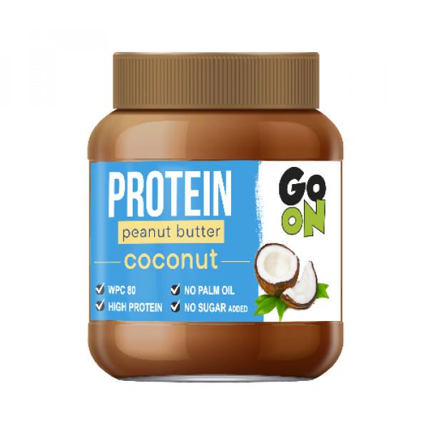 Proteinowe Masło Orzechowe Kokos