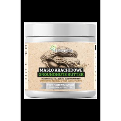 Masło Arachidowe - Crunchy