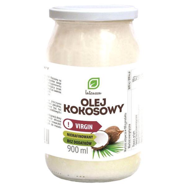 BIO Olej Kokosowy Virgin