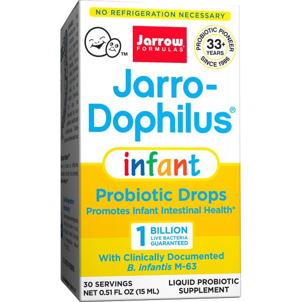 Jarro-Dophilus Infant Probiotic Drops