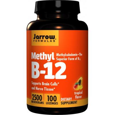 Methyl B-12 (B12) 2500mcg lozegens