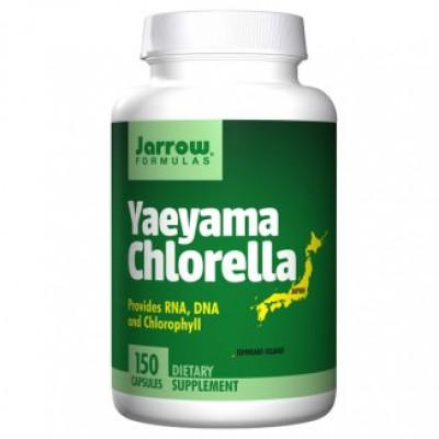 Yaeyama Chlorella 400mg (Caps)
