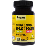 Methyl B-12 & Methyl Folate + P-5-P (homocystex) [folian]