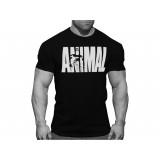 T-Shirt Animal Black