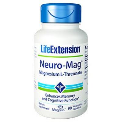 Neuro-Mag Magnesium L-Threonate