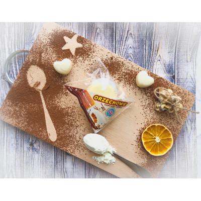 Baton Orzechowy Cupcake White Premium