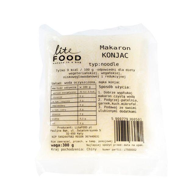 Makaron Konjac Standard Noodle