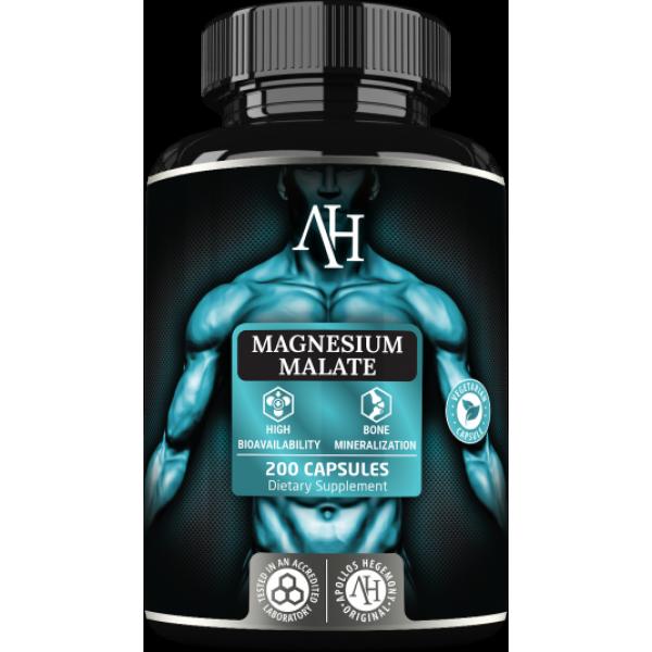 Magnesium Malate (jabłczan magnezu)