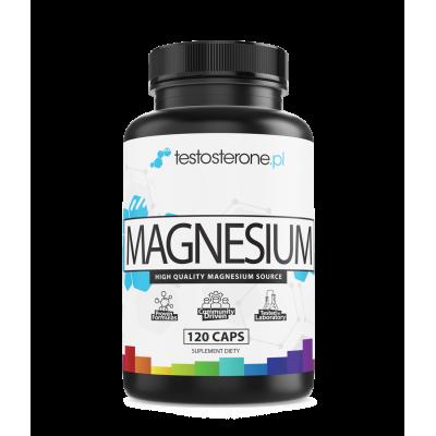 Magnesium (cytrynian magnezu  +  B6)