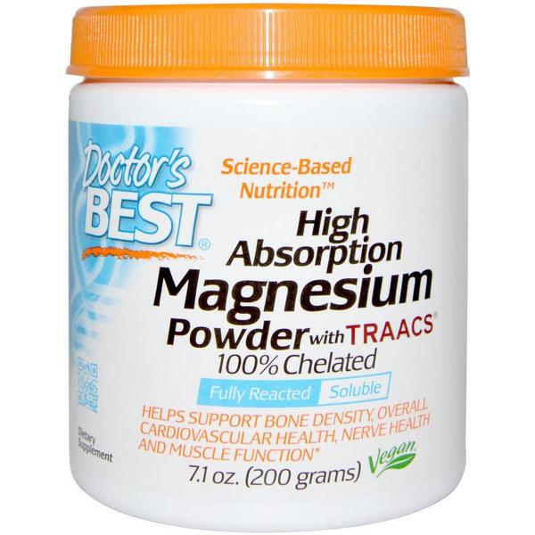 High Absorption Magnesium POWDER