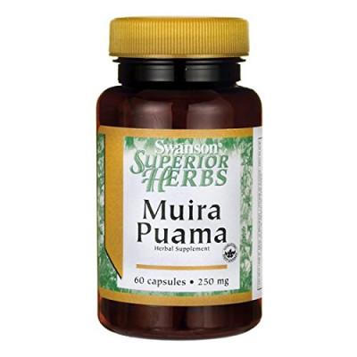 Muira Puama (10:1) - 250 mg