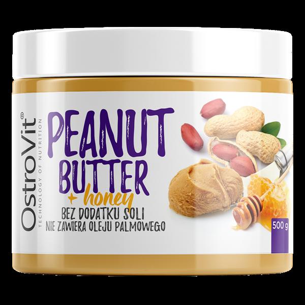 Peanut Butter Honey