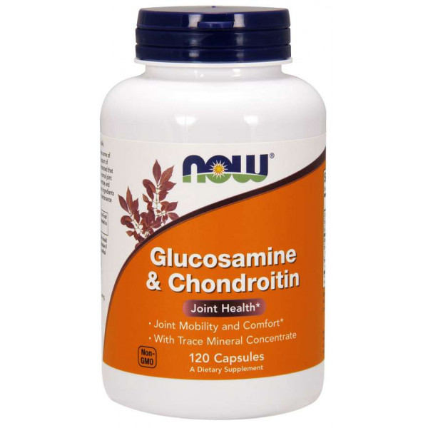 Glucosamine Chondroitin with Trace Mineral Concen