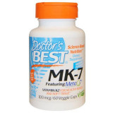 Natural Vitamin K2MK7 with MenaQ7 - 100mcg