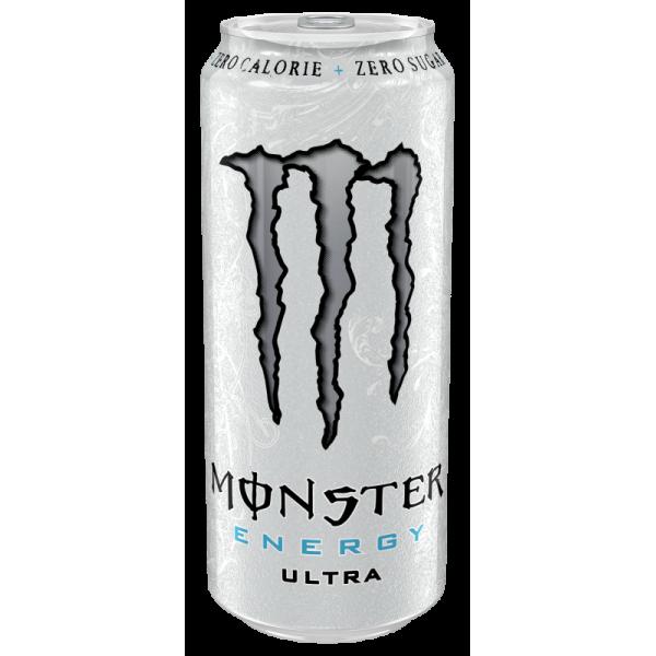 Monster Ultra White Zero