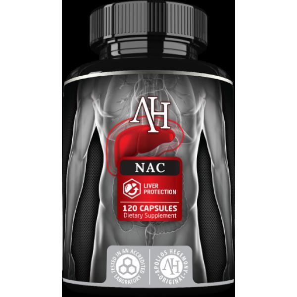 NAC (n-acetyl-cysteine)