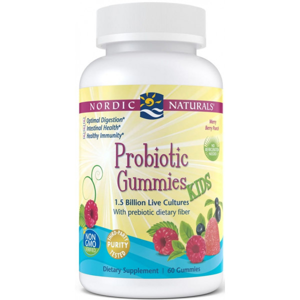 Probiotic Gummies Kids