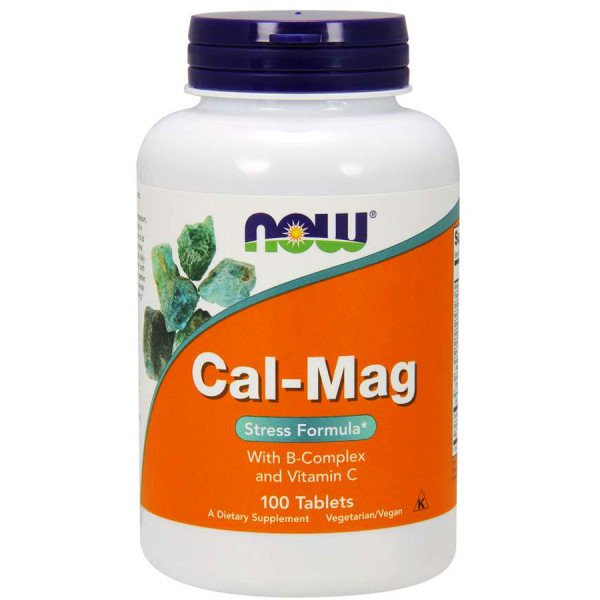 Cal-Mag with B-Complex and Vitamin C
