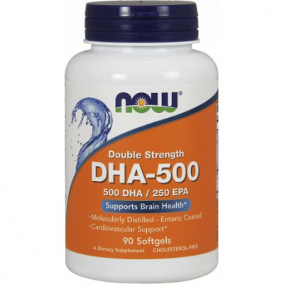 DHA-500 ( 500 DHA / 250 EPA )