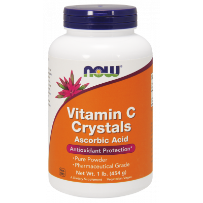 Vitamin C Crystals Powder