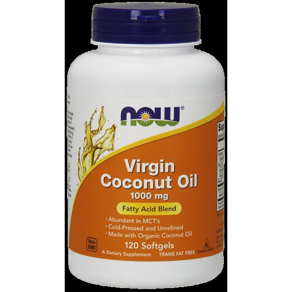 Virgin Coconut Oil 1000 mg