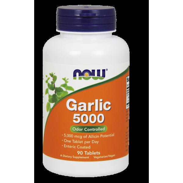 Garlic 5000 Odor Controlled (5mg allicin)