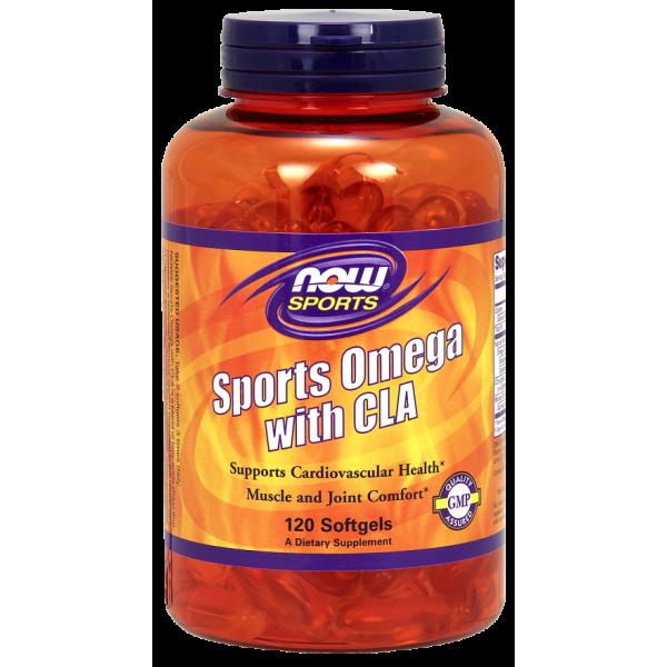 Sports Omega with CLA (omega 3-6-9 & CLA)