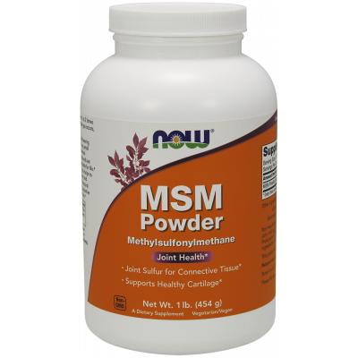 MSM Pure Powder