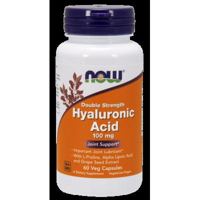 Hyaluronic Acid 100mg (with antioxidants)