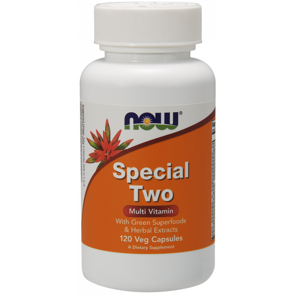 Special Two (veggie caps)