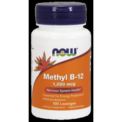 Methyl B-12 1000mcg (B12)