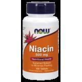 Niacin 500mg (Vitamin B3)