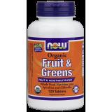Fruit Greens Organic