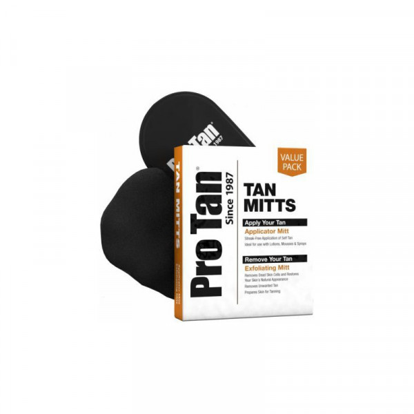 Pro Tan Tan Mitts - Pack