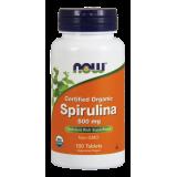 Spirulina Certified Organic 500mg