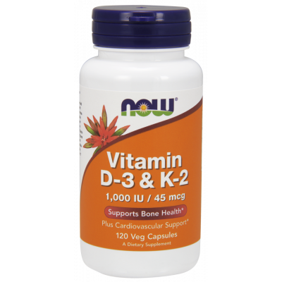Vitamin D3 K2 1000 IU