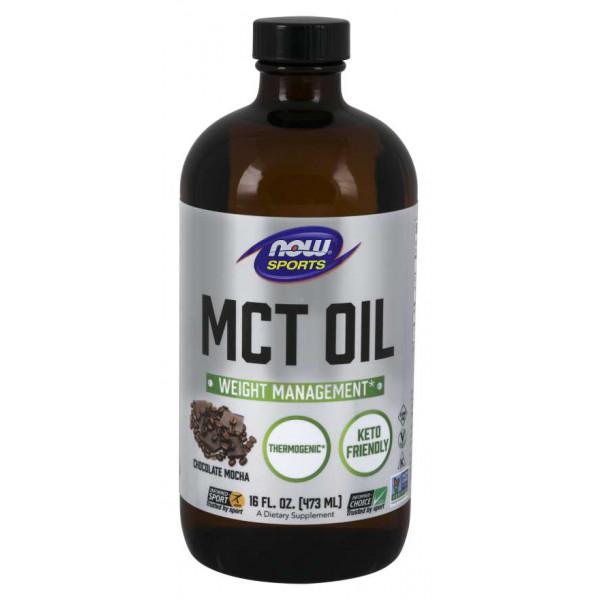 MCT OIL Chocolate Mocha