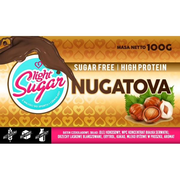 Czekolada Nugatova