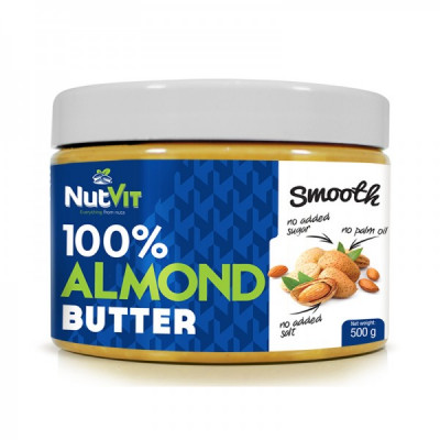 100% Almond Butter Smooth