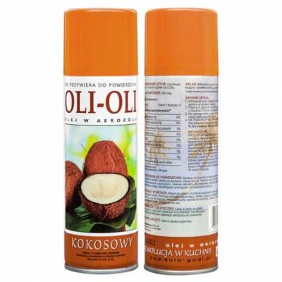 Oli-Oli - Olej Kokosowy