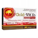 Gold Vit D3 4000 (tabletki do ssania)