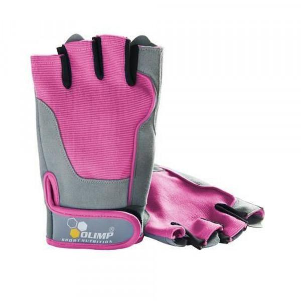 Rękawice Fitness ONE PINK