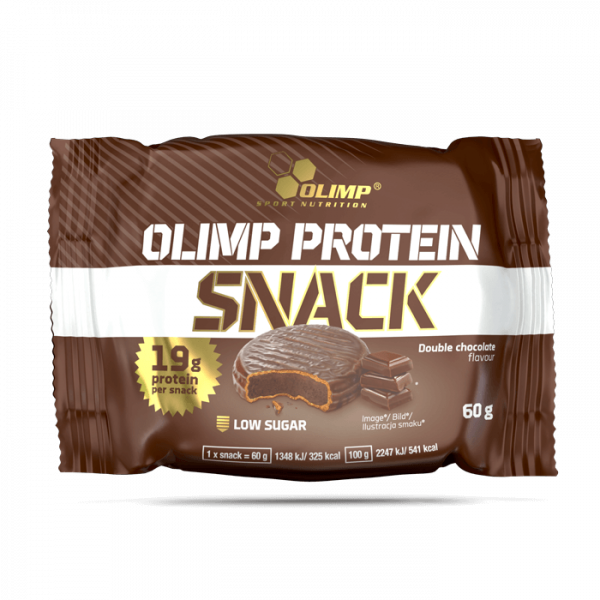 Protein Snack Double Chocolate