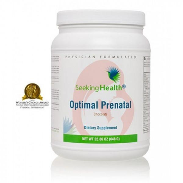 Optimal Prenatal Protein Powder