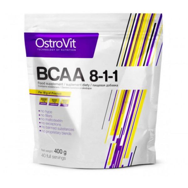BCAA 8-1-1 PURE